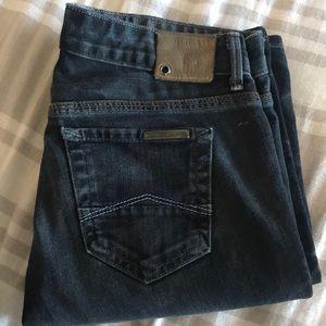 Armani black jeans